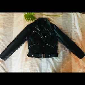 Mossimo leather jacket - Medium